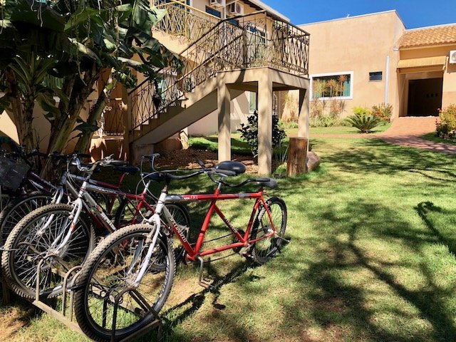 aluguel de bike em bonito