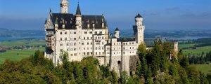 Castelo de Neuschwanstein, aquele da Cinderela – desta vez foi…