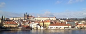 Como viajar barato de Praga para Viena
