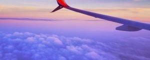 Como ter uma viagem de avião mais confortável