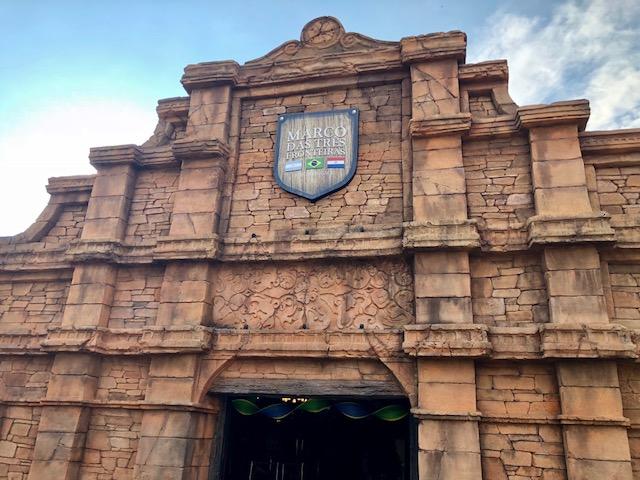 marco das três fronteiras foz do iguaçu