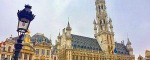 Vlogando na Europa – vlog em Bruxelas, dias 1 e 2