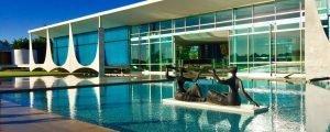 Palácio da Alvorada – a casa oficial do Presidente em Brasília
