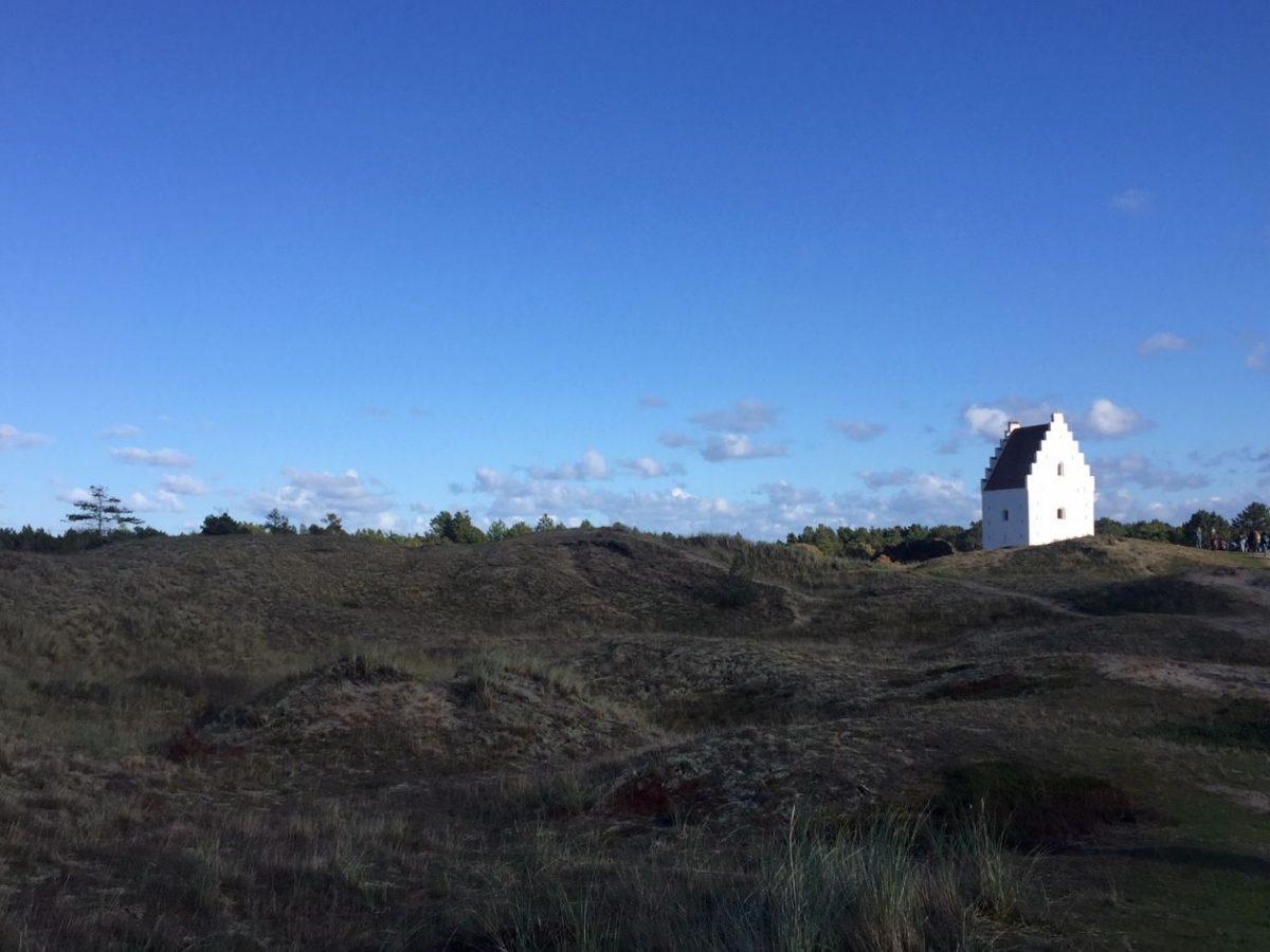 skagen sand church