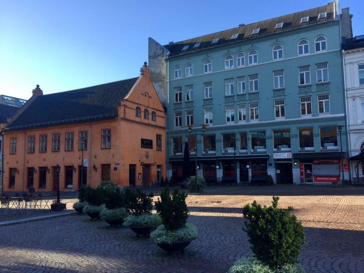 Christiania Torv Oslo