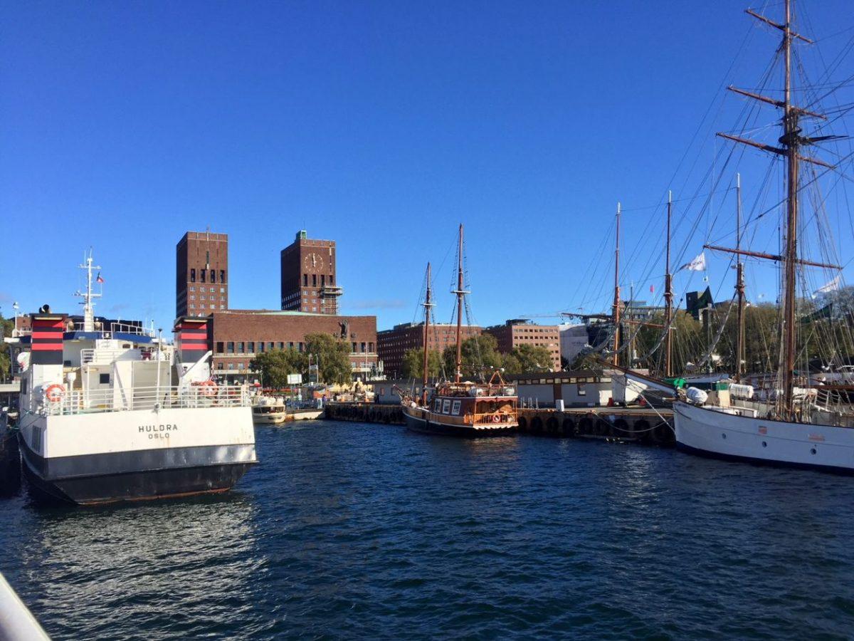 Visita ilhas de Oslo