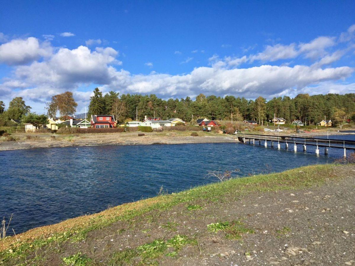 quais ilhas visitar no fiorde de Oslo