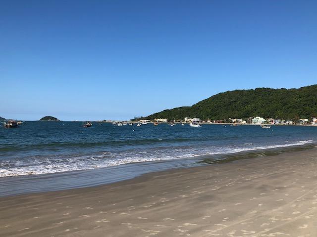 praia da enseada sao francisco do sul