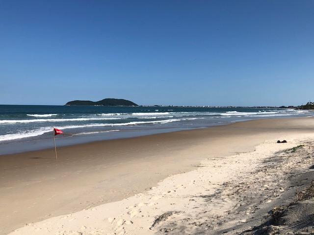 praia Itaguaçu sao francisco do sul