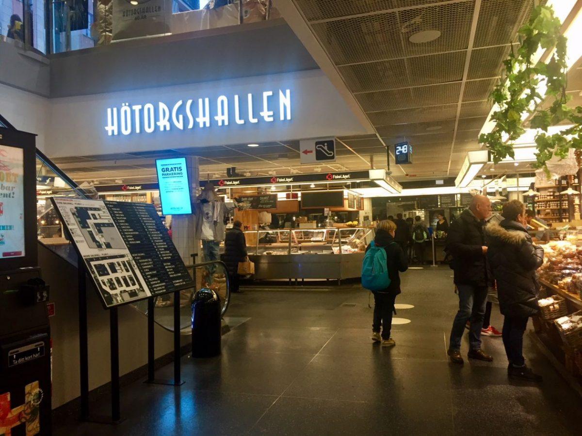 Hotorgshallen Estocolmo