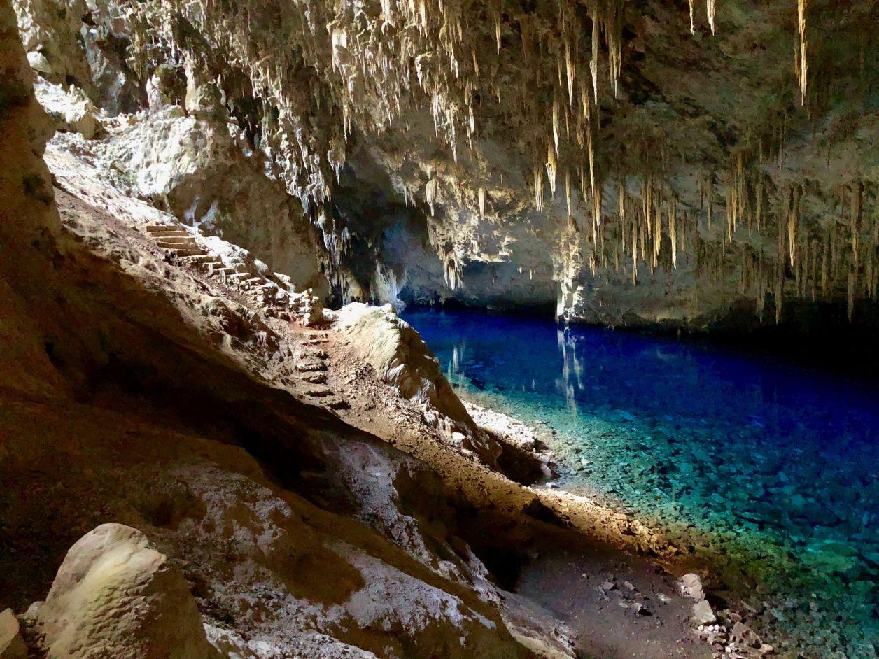 passeios em bonito gruta