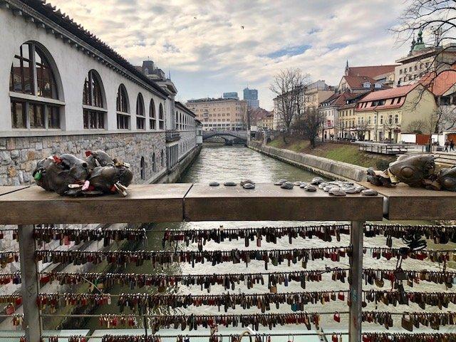 atrações em Ljubljana