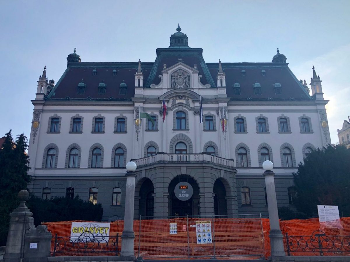 capital da eslovenia