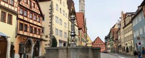 Hotéis em Rothenburg ob der Tauber, Alemanha – ótimos preços