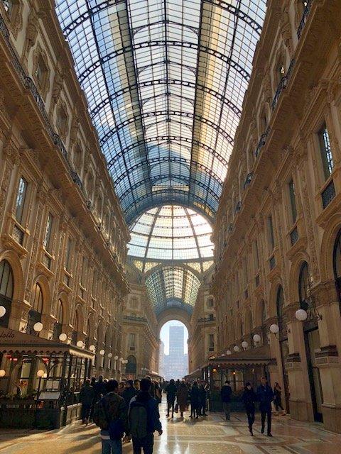 galeria Vittorio Emanuele Milao