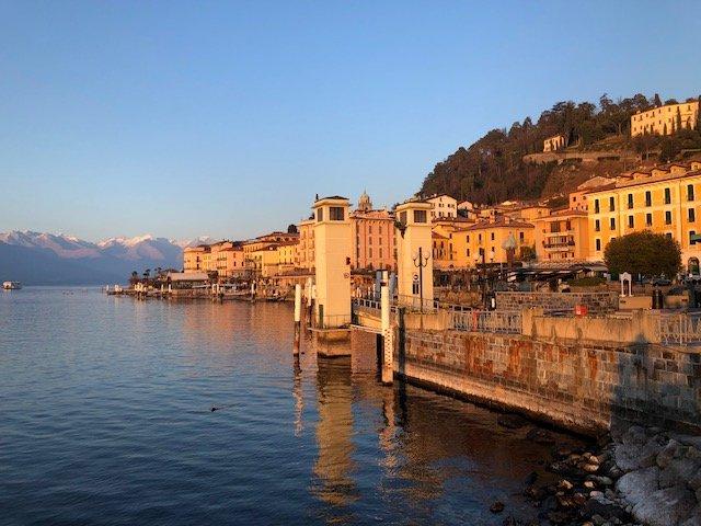 lago di como Itália