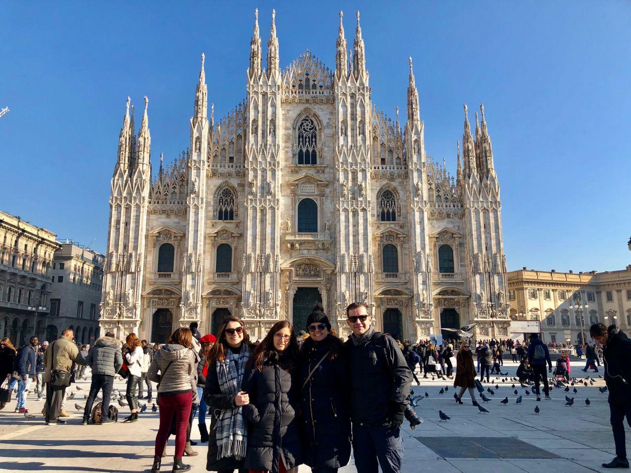 baf321d76 O que fazer em Milão em 1 dia, 2 ou mais - Itália - Mapa na mão