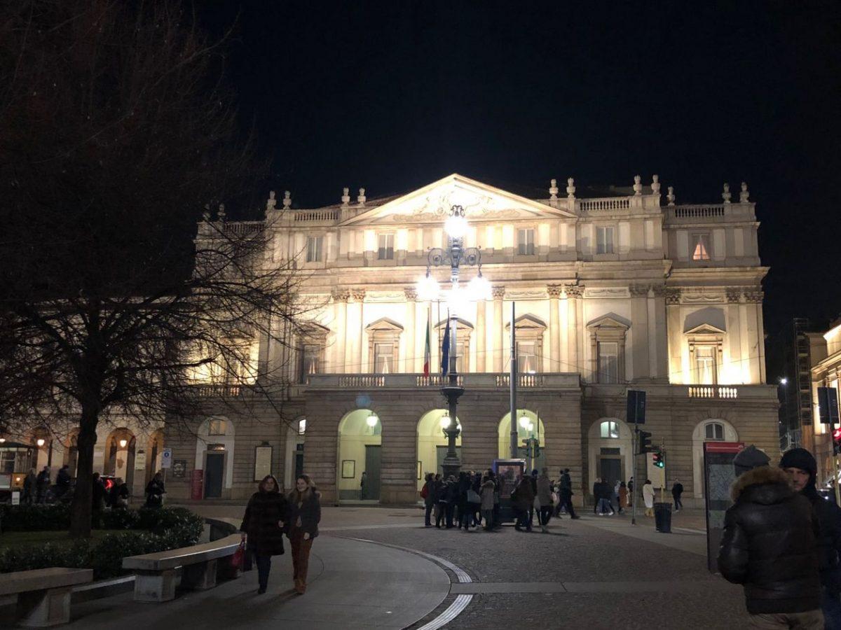 teatro de opera de Milao