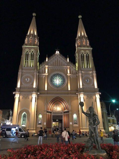 catedral curitiba