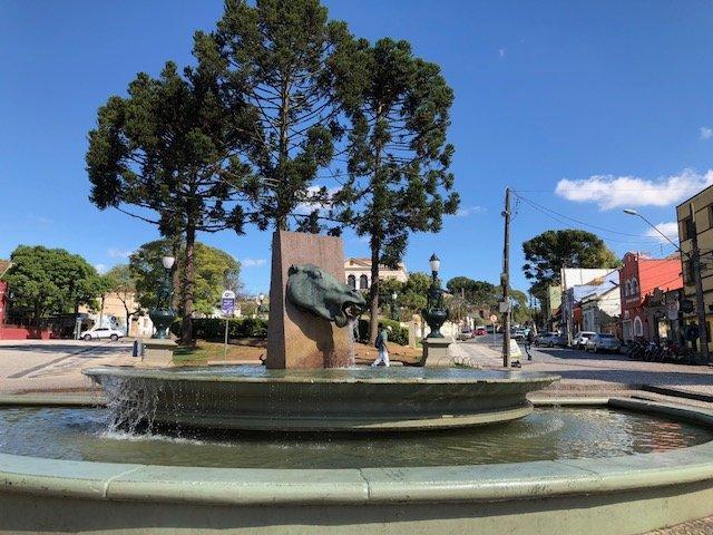 centro histórico curitiba
