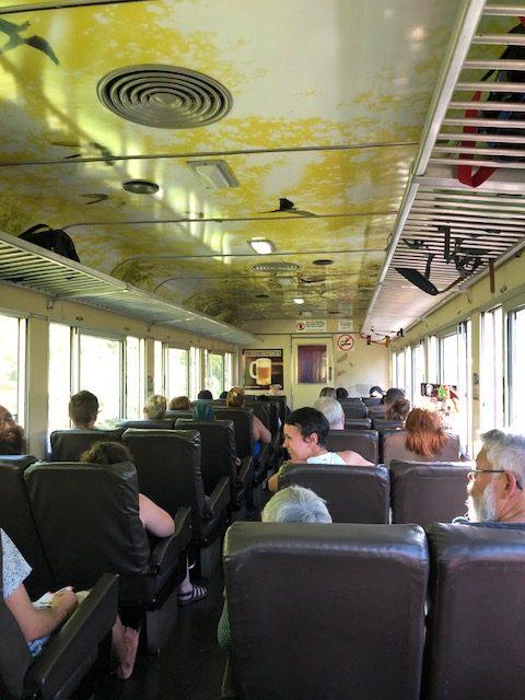 passeio de trem Morretes