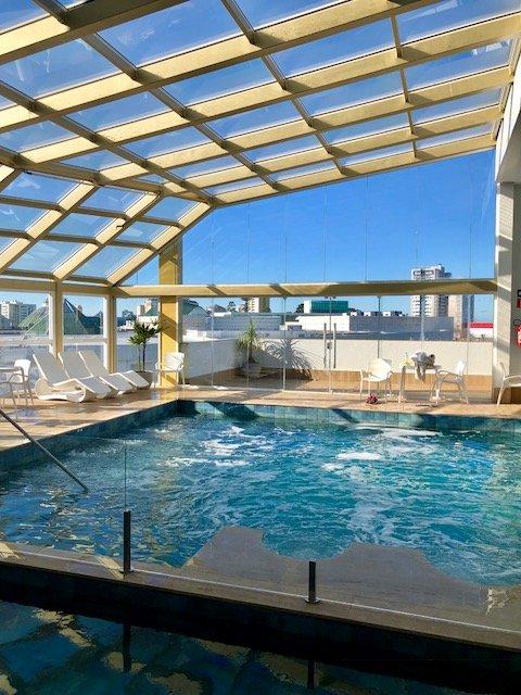 piscina hotel caxias do sul