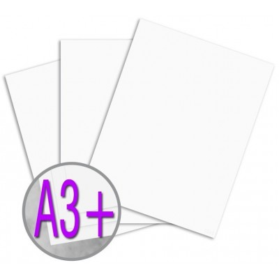 Papel Sublimático Branco A3+ Plus 90gr Resinado