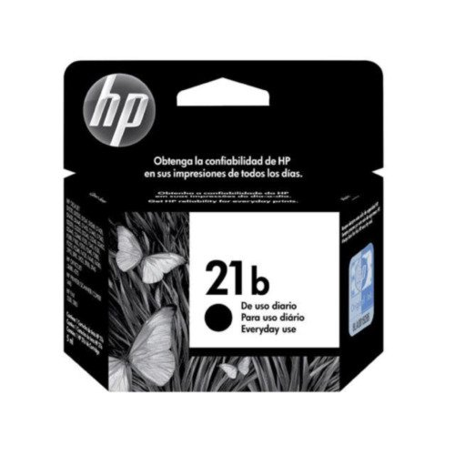 Cartucho HP 21b Preto – HP C9351BB