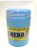 Tinta Guache 250 ml Hero