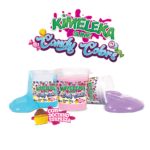 Massinha 450g Kimeleka Slime Candy Colors Acrilex – 1UN