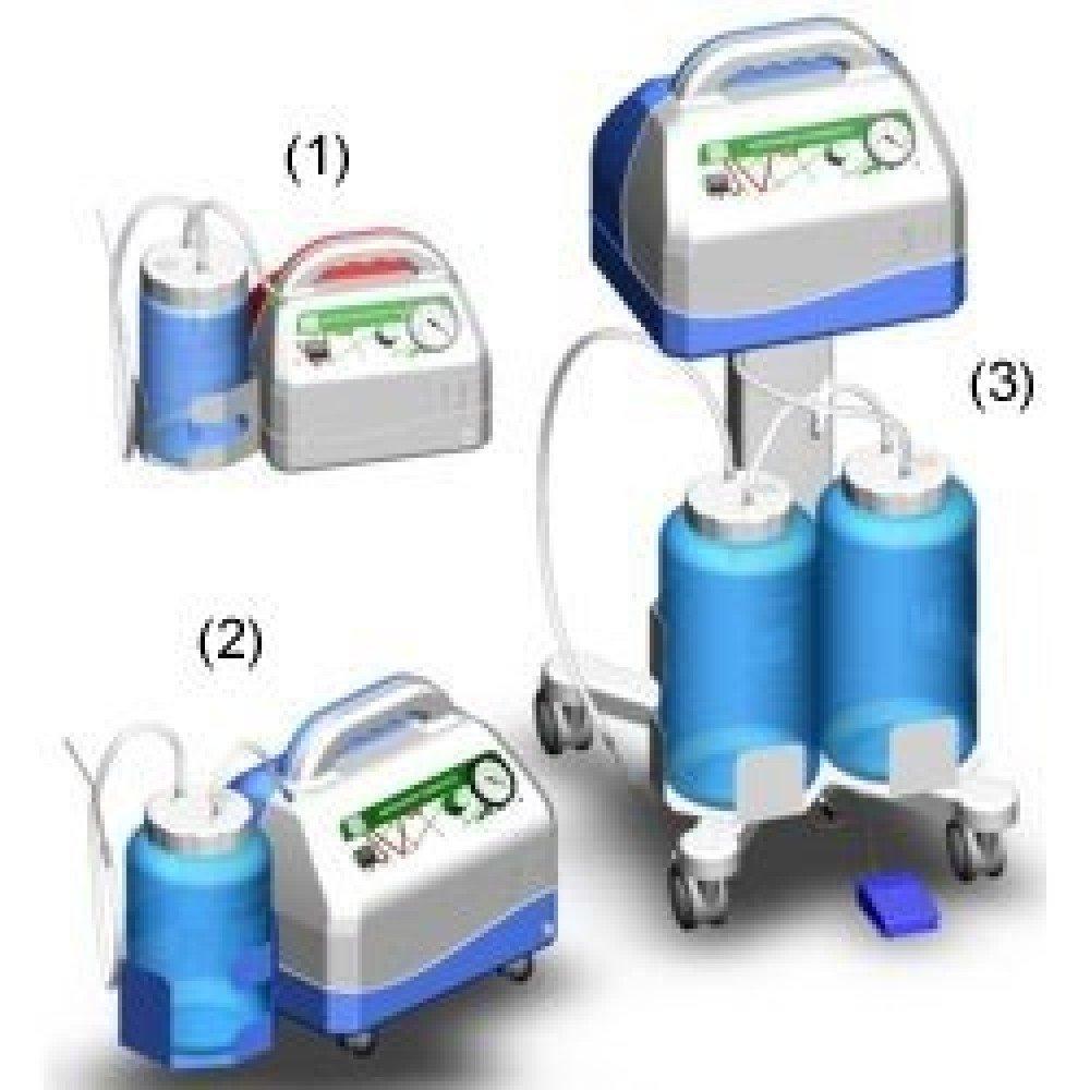 Aspiradores Cirúrgicos Elétricos Evolution
