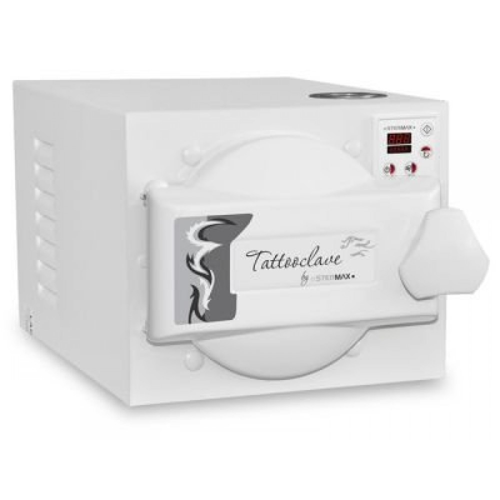 Autoclave Digital Extra Tattooclave®