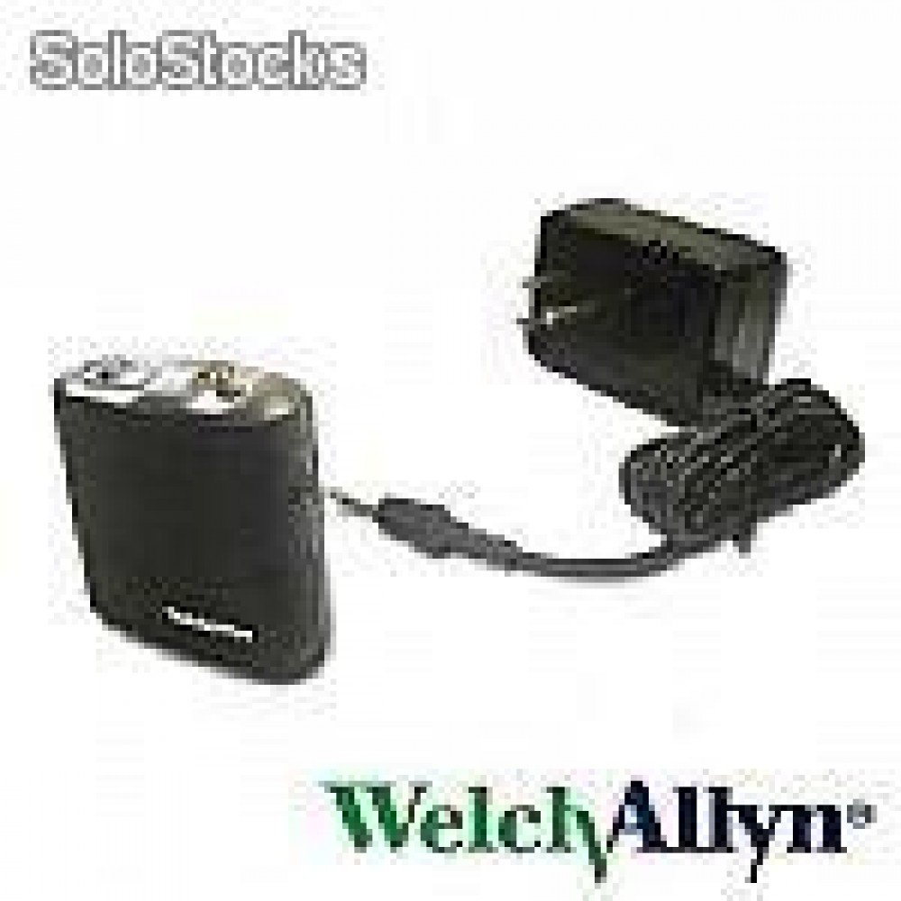 Bateria e Carregador p/Fotóforo 5,6 v 75260 Welch Allyn
