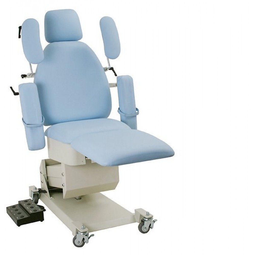 Cadeira Cirúrgica MC-02 - Com Reclinação do Encosto