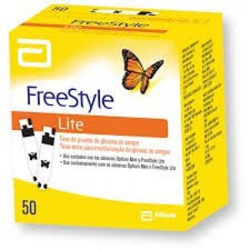 Freestyle Lite Tiras c/50