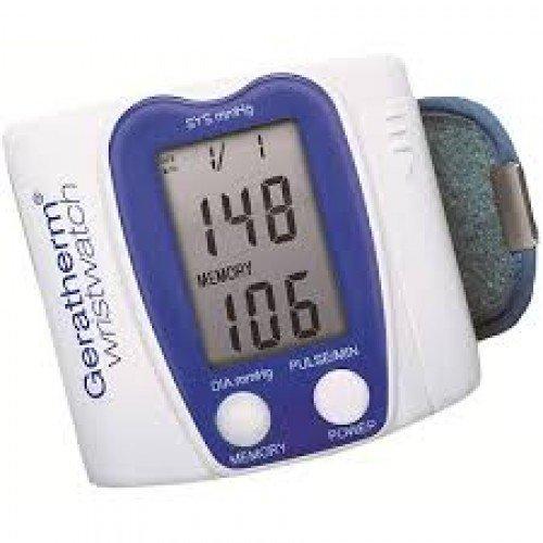 Medidor de Pressão Digital Wristwcth