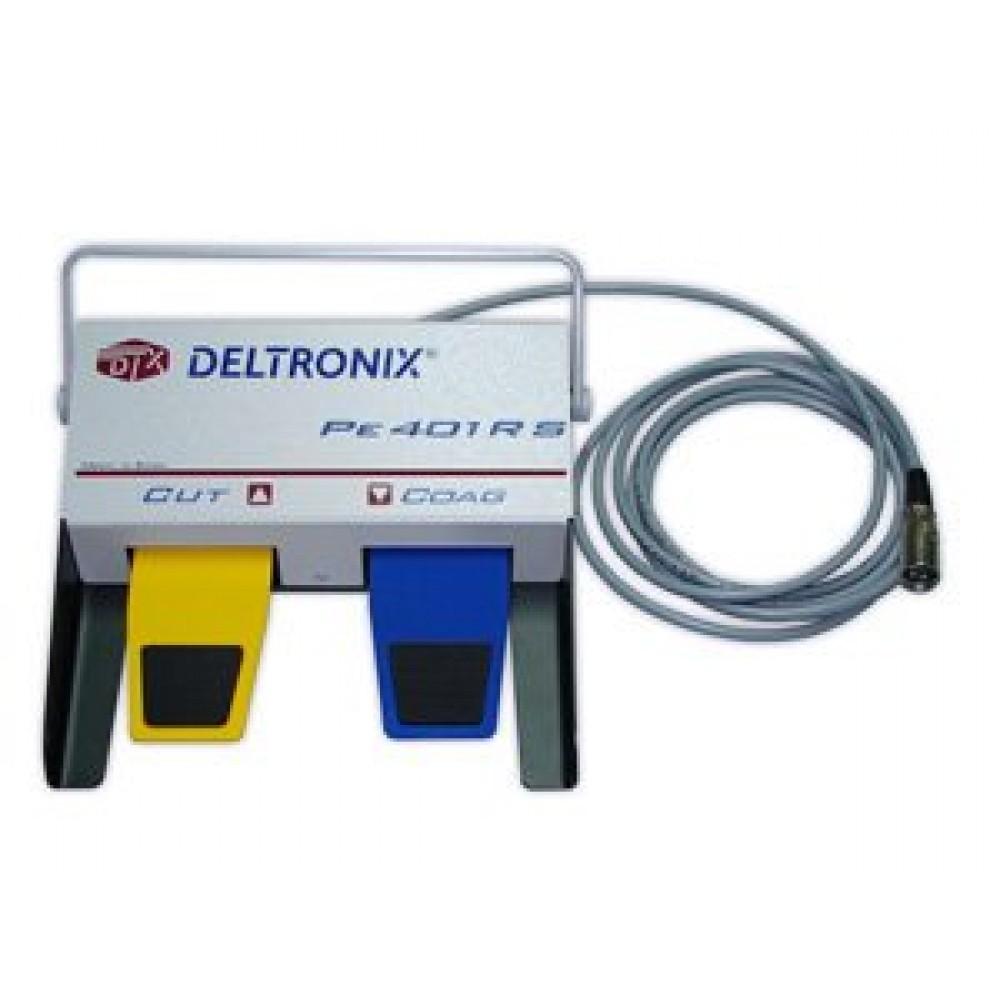 Pedal duplo (PE-401RS), com cabo