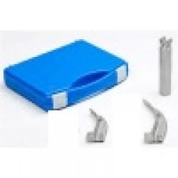 Laringoscópio Modular Macintosh/Miller C/02 Lâminas  2,4