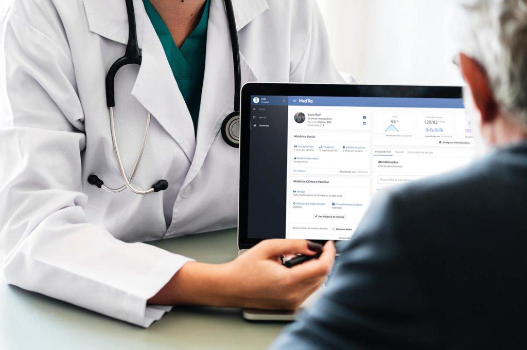 Software da MedYes contribuiu para a melhor gestão médico-hospitalar