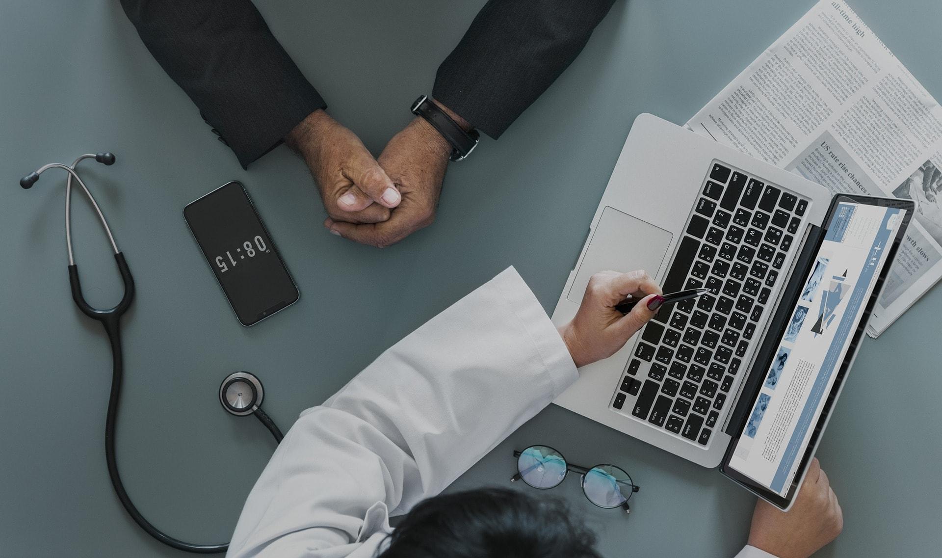 Como o software da MedYes pode facilitar o dia a dia do profissional da saúde?