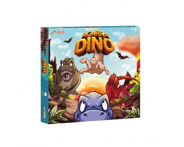 Jogo de Habilidades Agarra Dino