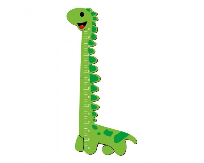 Régua Animais Dinossauro