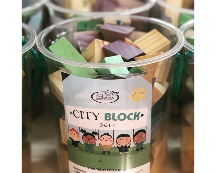 Blocos City Block Soft