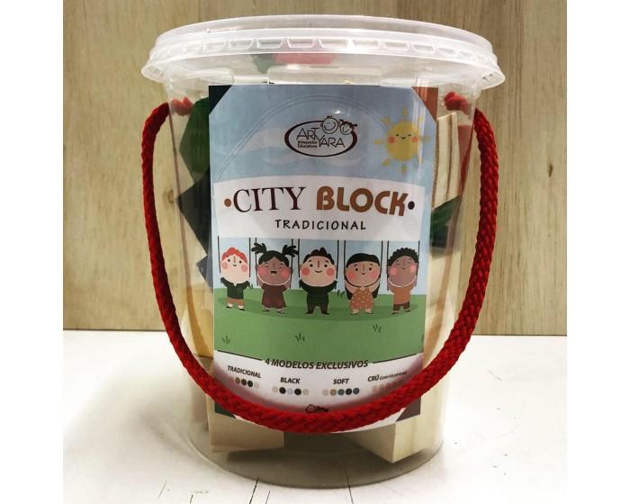 Blocos City Block Tradicional