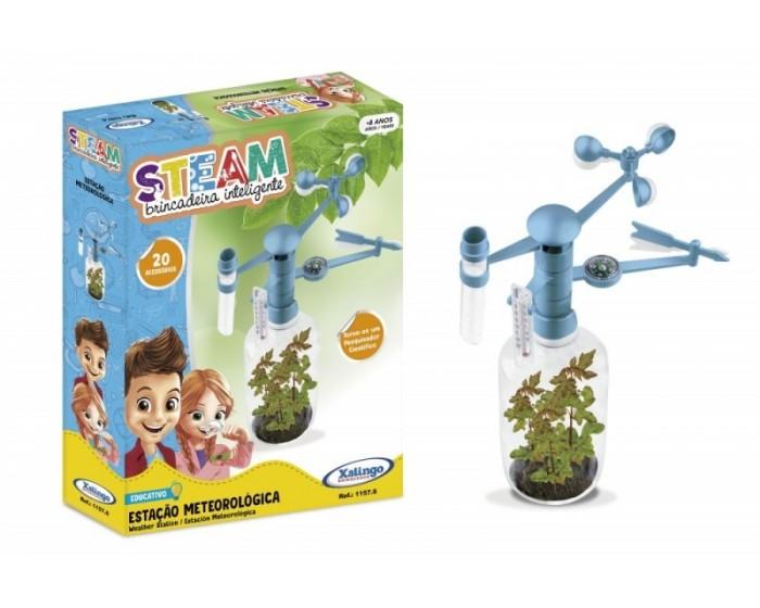 Brinquedo Educativo Steam Estação Meteorológica