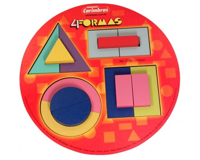 Brinquedo de Encaixe 4 Formas