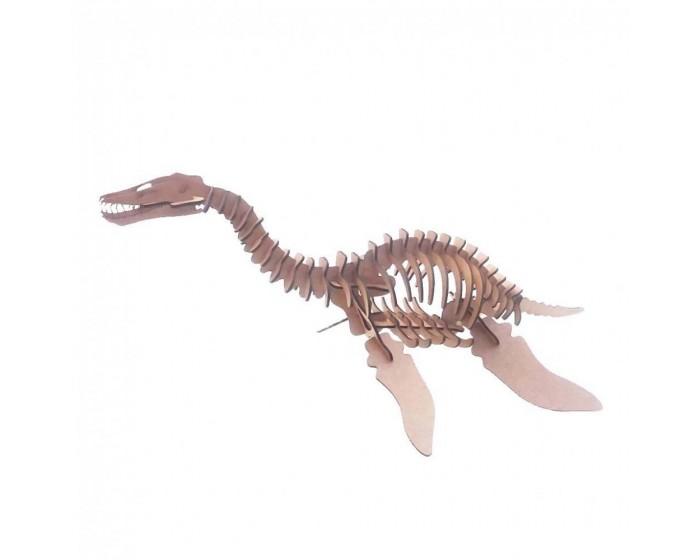 Quebra-Cabeça 3D Plesiossauro 50 peças