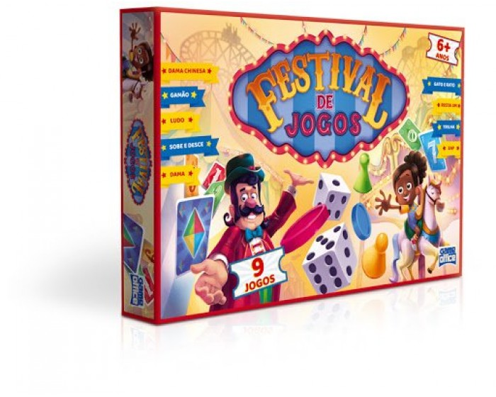 Festival dos Jogos