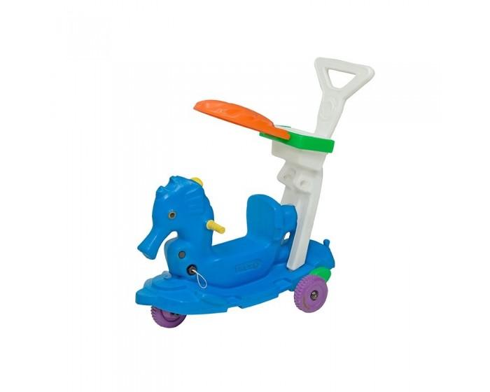 Gangorra Cavalo Marinho Baby 3 em 1