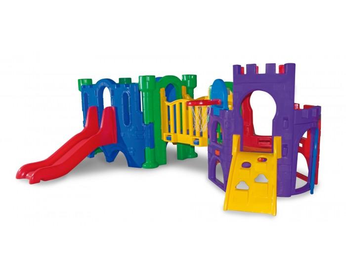 Playground Castelo Petit + Petit Play